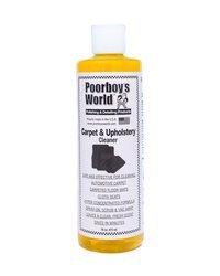 Poorboy's World Carpet & Upholstery Cleaner 473ml do czyszczenia tapicerki