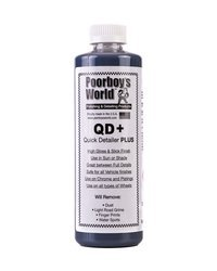 Poorboy's World QD+ 473ml quick detailer