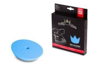 Royal Pads AIR Heavy Cut Pad for DA 80mm niebieski, twardy pad dla maszyn DA