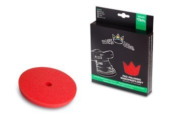 Royal Pads Thin Soft Pad 80mm niskoprofilowy pad polerski