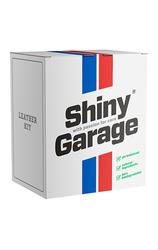 Shiny Garage Leather Kit Soft zestaw do tapicerki skórzanej